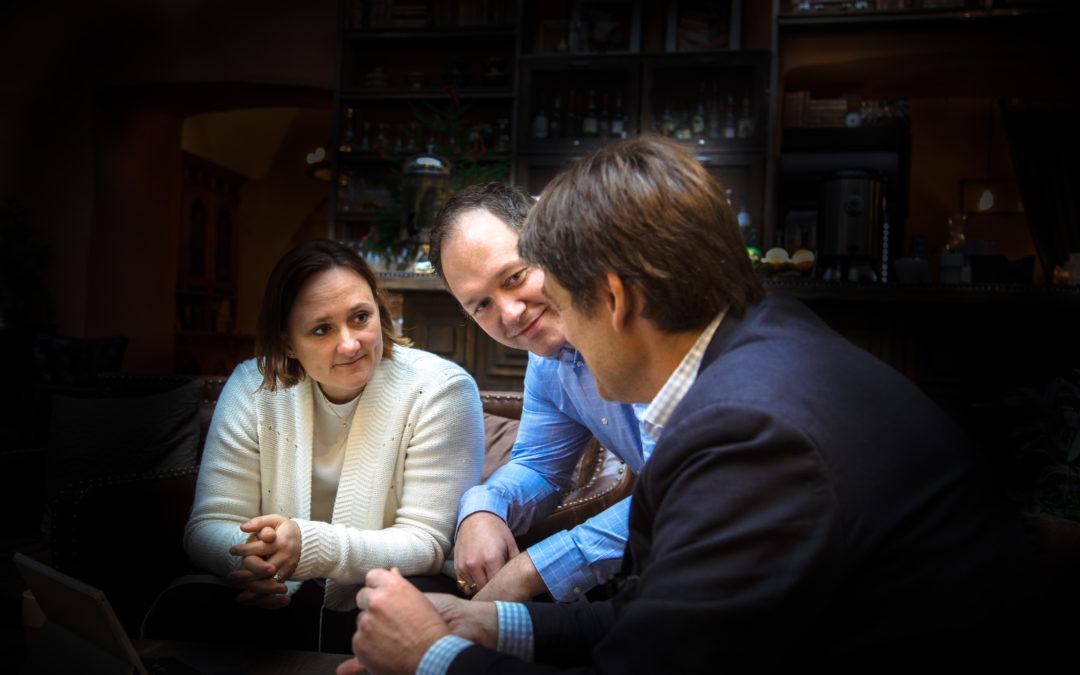 Ny som säljchef – tre tips för att lyckas